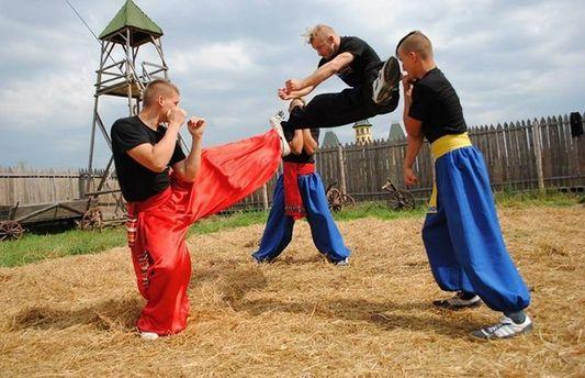Гопак признан национальным видом спорта Украины