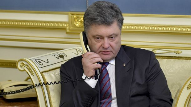 Петро Порошенко поговорив з Джастіном Трюдо