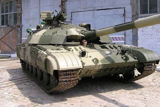 Для украинской армии отремонтировано 50 танков