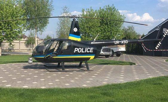 МВД арендует вертолет для полиции за немалую сумму