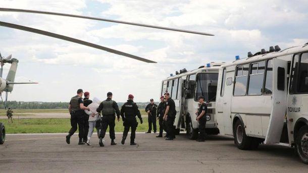 Масштабне затримання екс-податківців в Україні