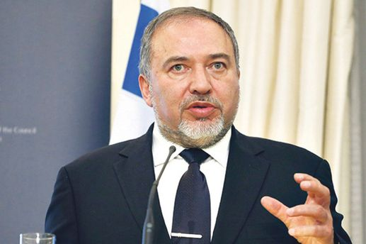 Либерман заявил, что процессы обмена между Израилем а США будут изменены