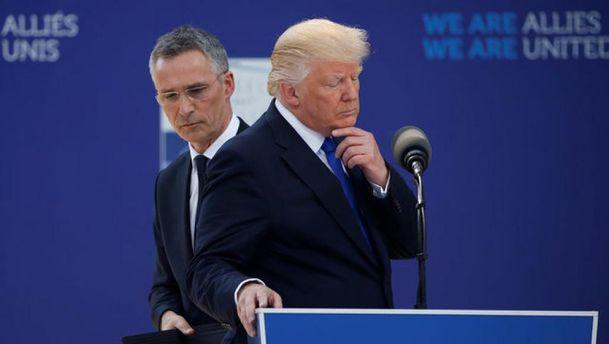 Трампу вигідне членство НАТО в коалції проти