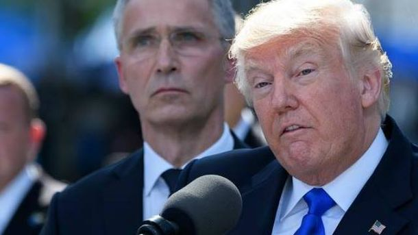 Трамп на саміті НАТО: некоректна поведінка та гучні заяви лідера США