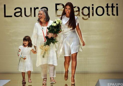 Померла відомий модельєр Лаура Бьяджотті