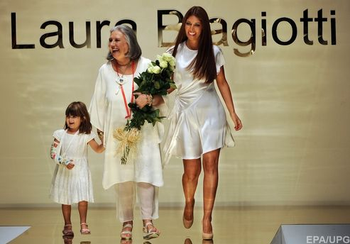 Умерла известный модельер Лаура Бьяджотти