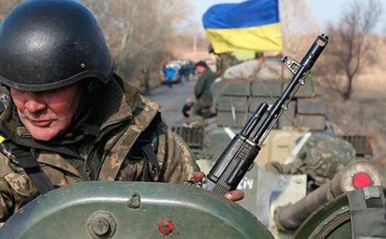 В зоне АТО боевики продолжают применять тяжелое оружие
