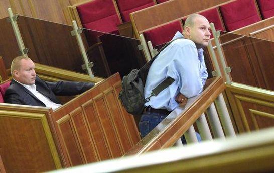 За журналистами в Раде шпионят неизвестные