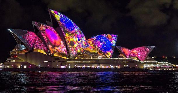 Фестиваль світла в Сіднеї