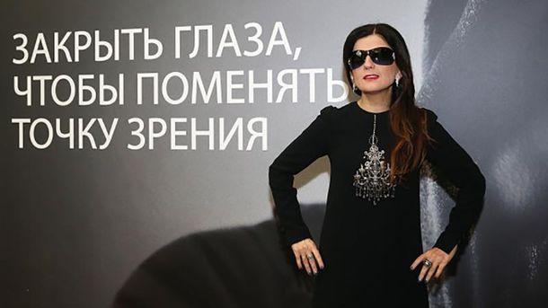 Діана Гурцкая: очі закриті, але думка не змінилася