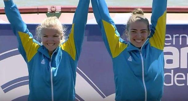 Марія Кічасова та Анастасія Горлова