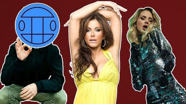 Украинские исполнители получили российскую музыкальную премию