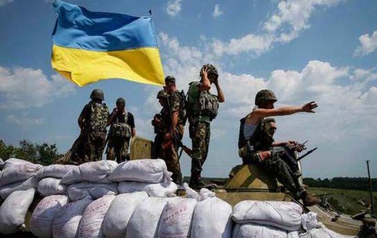 Многие бойцы АТО получили ранения на Донбассе