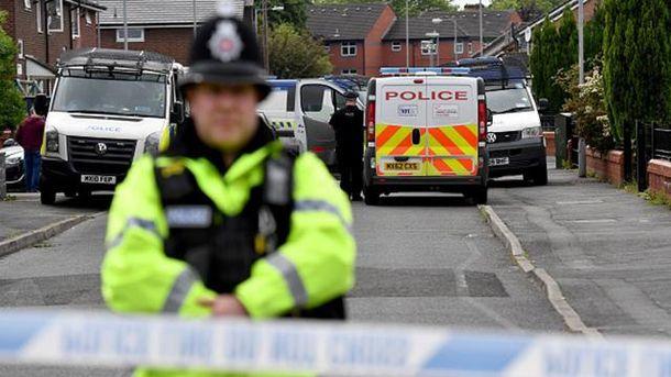 Обыски после теракта в Манчестере