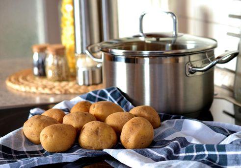 Картопля при схудненні