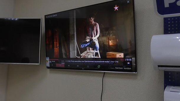 Транслировали запрещены телеканалы