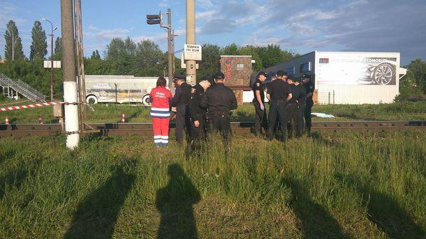Жительница Луцка погибла под колесами поезда в Луцке
