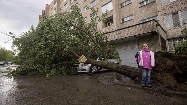 Ураган у Москві забрав життя більше десятка людей