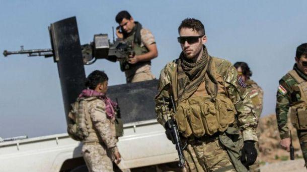 Військового з армії США через Донбас