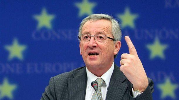 Президент Европейской комиссии Жан-Клод Юнкер