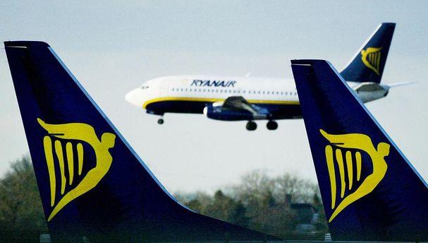 Квитки на Ryanair подешевшають