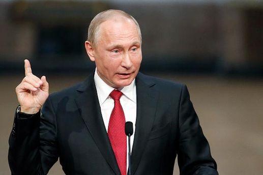Путін заявив, що заяви НАТО про загрози від росії є вигадками
