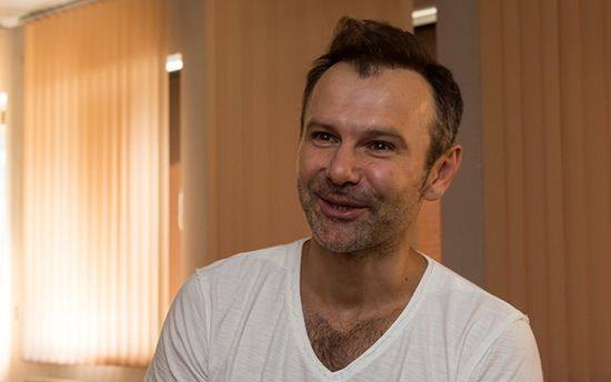 Святослав Вакарчук показал фото после концерта