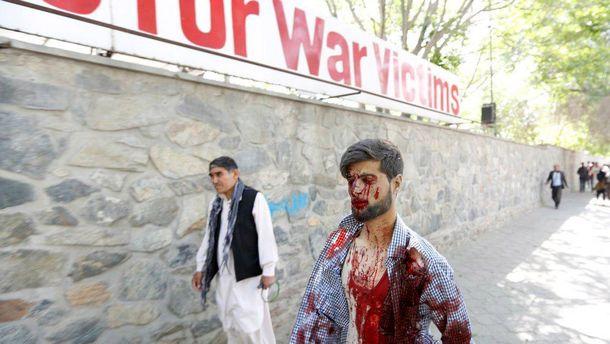 Вибух біля посольства Німеччини в Афганістані