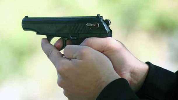 Стрілянина у Харкові
