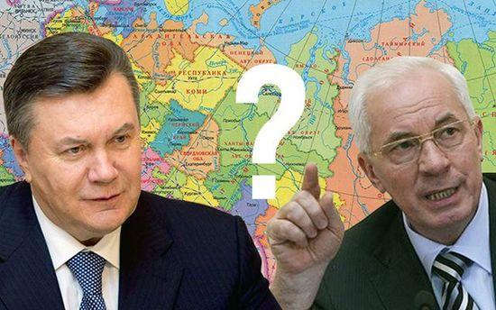 Безвизовым режимом не смогут воспользоваться Янукович и Азаров