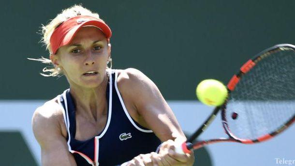 Леся Цуренко уверенно обыграла россиянку Макарову вовтором круге Roland Garros