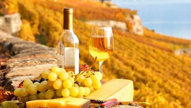 На вітчизняні вина і сири в Європі не буде попиту