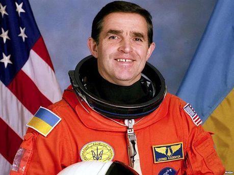 Леонид Каденюк написал книгу о космосе