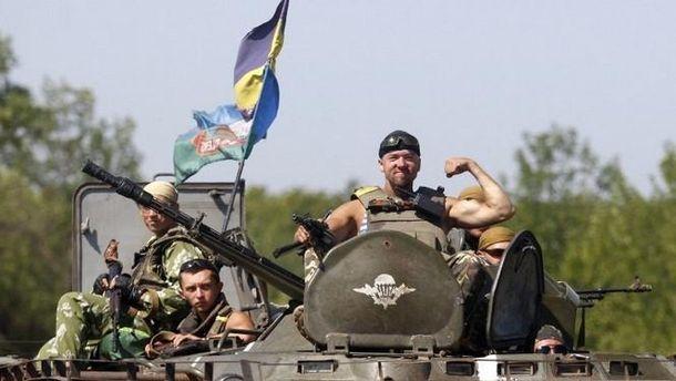 Сили АТО можуть звільнити Донбас за 5 днів