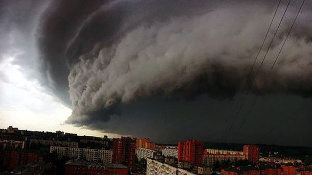 Ураган у Москві