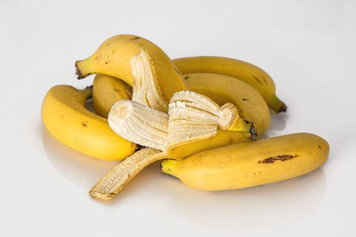 Банани допомагають міцно спати