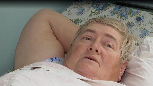 Жена убитого в Днепропетровской области депутата Николая Бондаренко