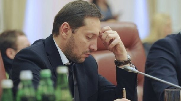 Юрий Стець подал в отставку