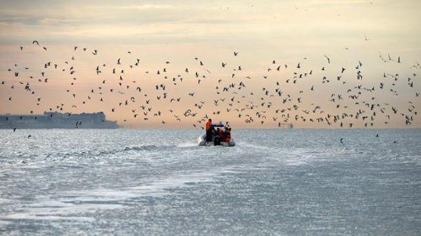 Ту-154 розбився у Чорному морі