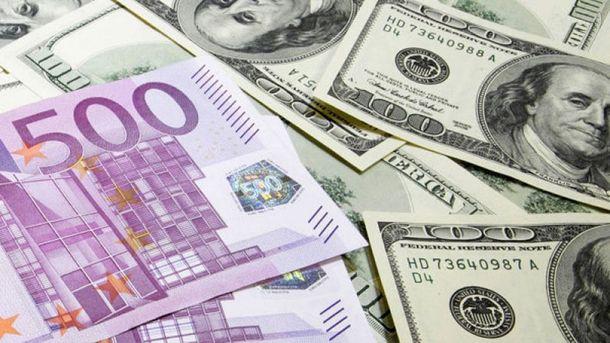 Готівковий курс валют 1 червня в Україні