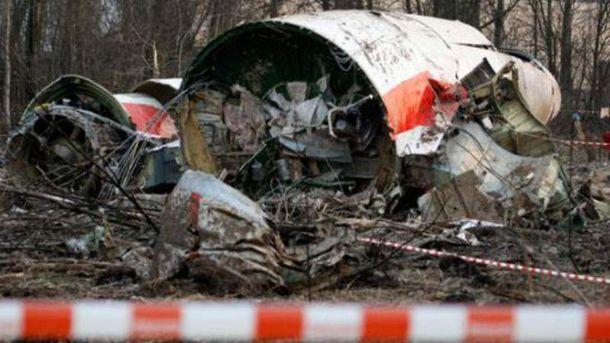 Смоленська катастрофа: утруні Качинського знайшли останки щедвох тіл