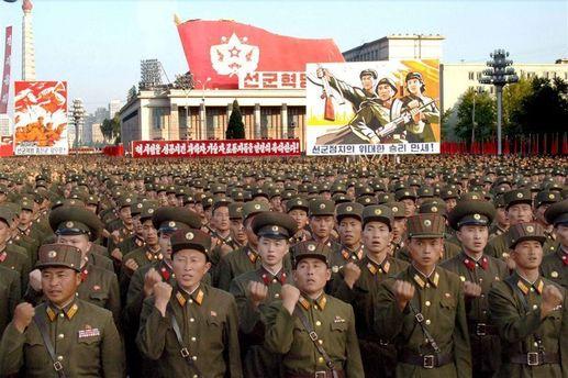 Маттис указывает на военную мощь КНДР