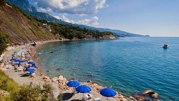 Туризм в оккупированном Крыму