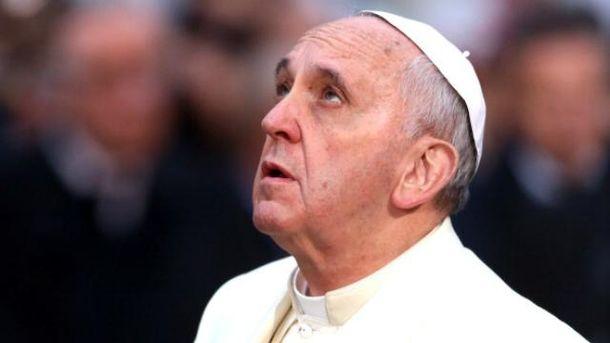 Папа Франциск висловив співчуття у зв'язку зі смертю Любомира Гузара