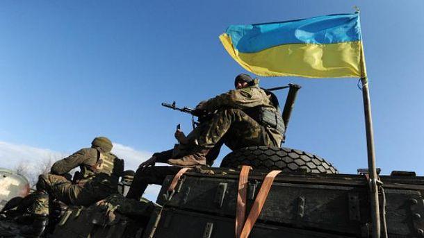 В лавах українських воїнів, на щастя, без втрат