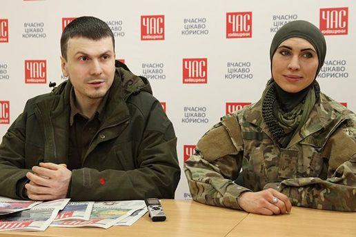 В Адама Осмаєва стріляв власник українського закордонного паспорта