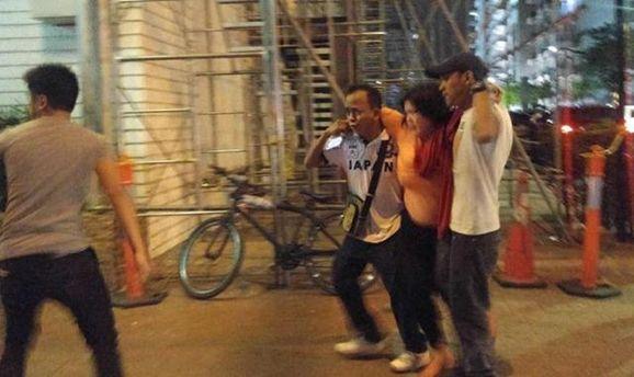 Взрывы прогремели на курорте в Маниле