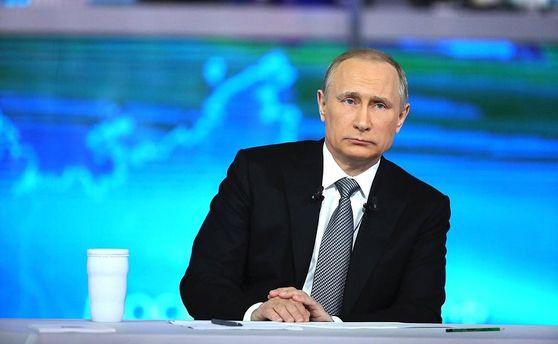Путин недоволен отношением США