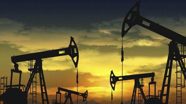 Нефть падает в цене