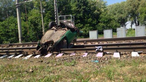 Смертельная авария на Черниговщине